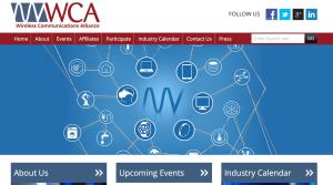 Wireless Communications Alliance website| wca.org