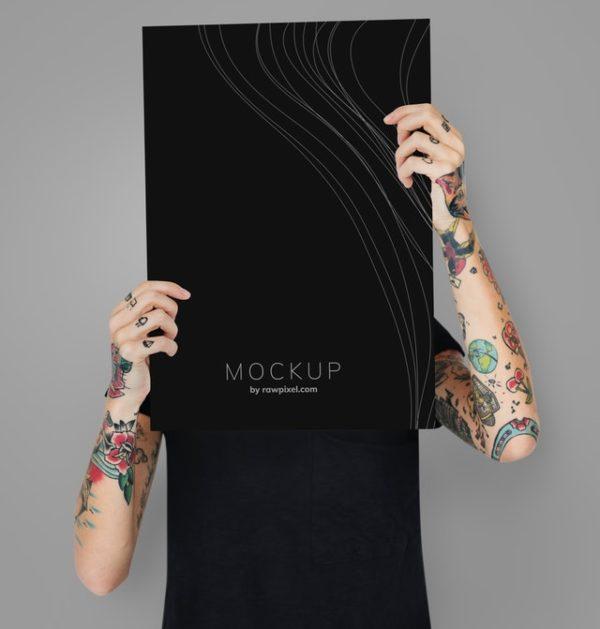 Upside down homepage, branding, email marketing
